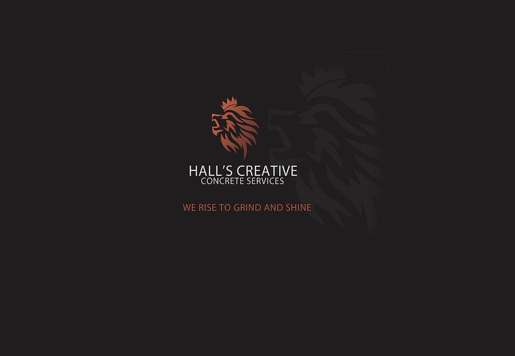 Hall's Creative concrete